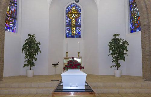 Praktiske spørgsmål ved en begravelse